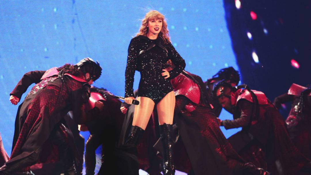 Taylor Swift Finds Her Voice