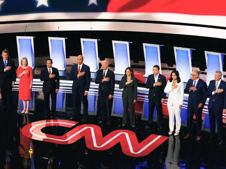 When Will Our Overcrowded Democratic Field Narrow Out?