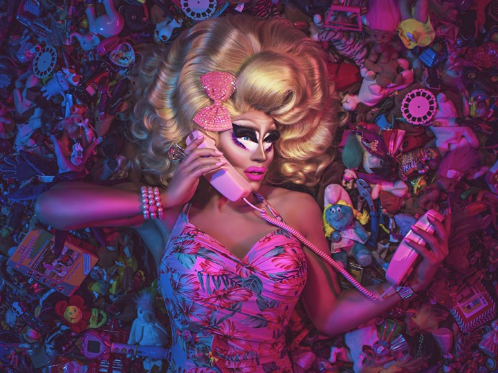 The Pride Series: The Man Behind Trixie Mattel